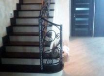 кованые лестницы на заказ в тамбове