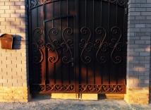 металлические ворота в тамбове