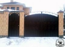 кованые ворота тамбов