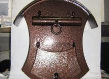 железный почтовый ящик